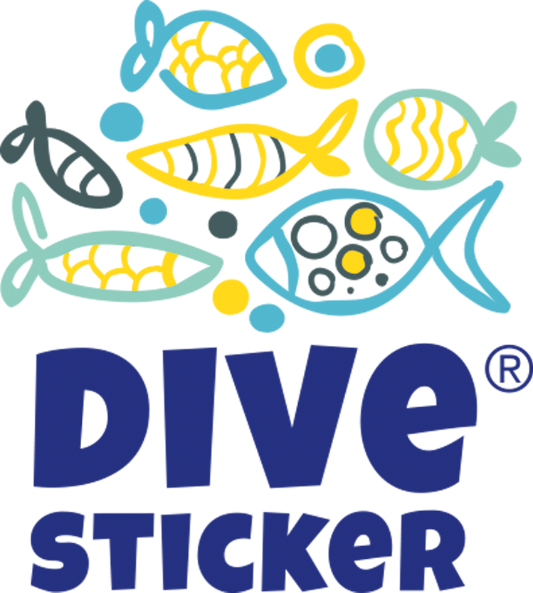 Dive Sticker